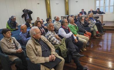 La fiscal mantiene su petición de derribo del edificio Proconor de Castro Urdiales