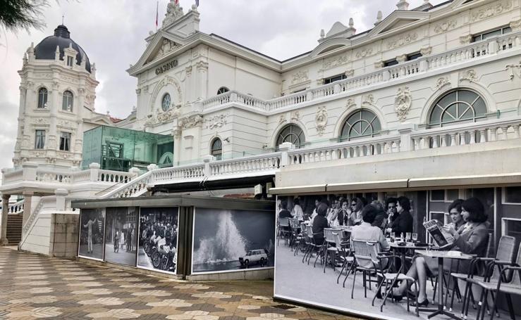 Exposición de fotos históricas de El Sardinero