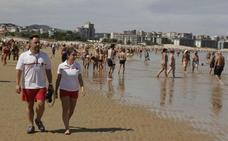 La temporada de playas empieza el sábado y Laredo aún no tiene socorristas