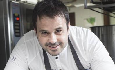 El chef cántabro Nacho Solana presidirá el jurado del Concurso de Pinchos de Valladolid