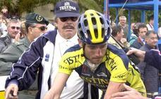 Adiós a Jaime Mir, el bigote del ciclismo