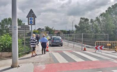El puente que comunica Santiago y Cartes se cerrará al tráfico desde el lunes