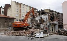 La calle La Viña contará con un nuevo edificio residencial y una plaza pública