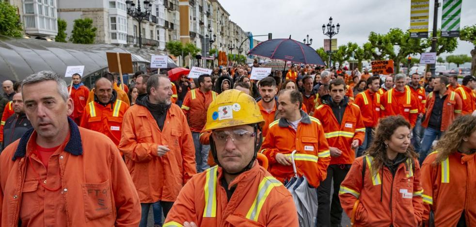 El comité de Sidenor traslada a Sodercán su petición para blindar los empleos