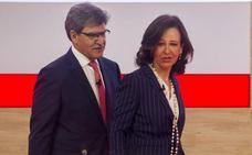 El Banco Santander estudiará rebajar la cifra de afectados por el ERE