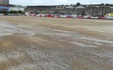 Abre provisionalmente el nuevo aparcamiento de La Vidriera