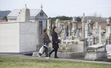 Ciriego estrenará un jardín de cenizas y nuevos columbarios al final del verano