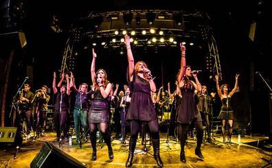 El coro de gospel Black Light y Rebeca Rods clausurarán las Primaveras Musicales de Laredo