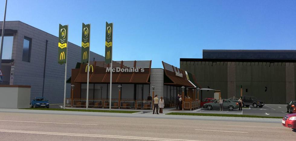 McDonald's tendrá un nuevo restaurante en Nueva Montaña