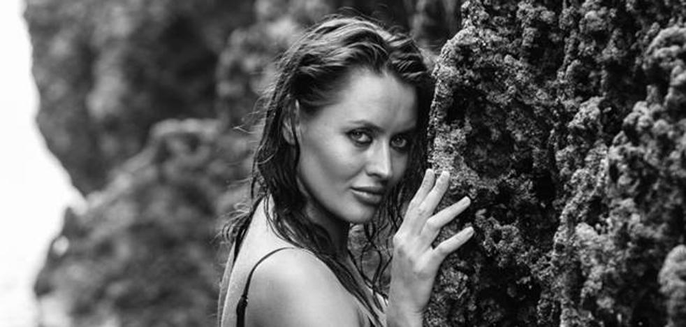 Luto en la moda cántabra por la muerte de la modelo Veronika Kuznyetsova