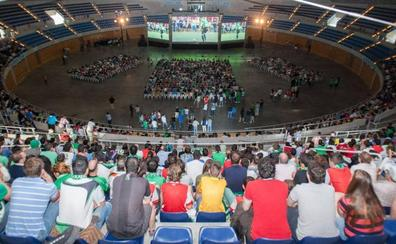 Mediaset no da permiso para ver el partido Baleares-Racing en pantallas gigantes