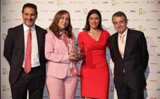 Igual recoge premio Asprima Sima 2019 por transformación del frente marítimo