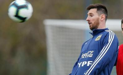 Messi echa de menos a Cristiano porque hacía «más importante» la Liga española