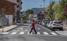 La ansiada reforma integral de la calle Paseo del Niño entra en su última fase