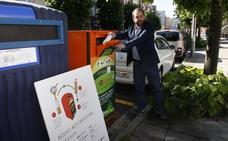 La ciudad incrementa la recogida de aceite usado con más contenedores