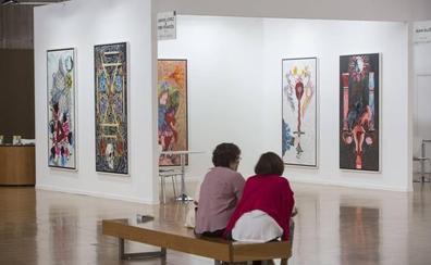 Galerías de México, Portugal, Italia y Polonia, este verano en ArteSantander