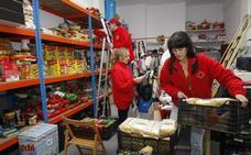Cruz Roja de Torrelavega solicita donaciones de alimentos no perecederos