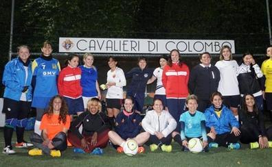 Incluso en el Vaticano, el fútbol se abre a las mujeres