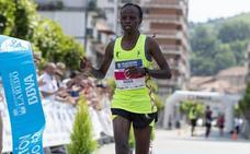 Kiprop y Chebet ganan la Maratón de Laredo