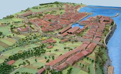 Del Santander medieval al Santander de 1755 en el Aula de Cultura