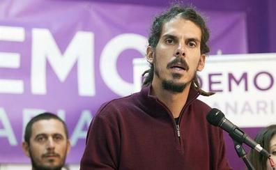 Iglesias recurre a Alberto Rodríguez, un hombre de su núcleo duro, para relevar a Echenique