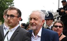 Trump rehusó entrevistarse con Corbyn
