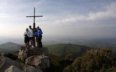 Descubriendo la 'montaña sagrada' del Dobra en una ruta que nace en San Felices de Buelna