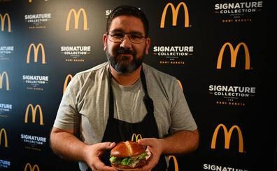 McDonald's se alía con el chef Dani García para lanzar hamburguesas 'gourmet'
