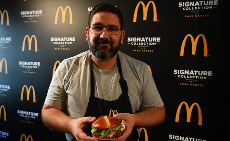 ¿Hamburguesas gourmet en McDonald's?