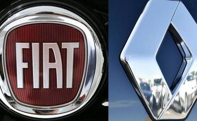 Renault se desploma en Bolsa tras aparcar su fusión con Fiat Chrysler