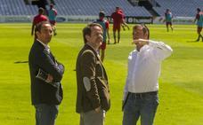 «Tocan dos meses de ponernos el buzo» para adaptar el estadio, dice Alfredo Pérez tras la visita de LaLiga
