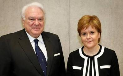 El cónsul de España en Edimburgo 'revienta el mito' del veto a la independencia escocesa