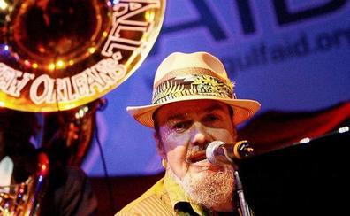 Adiós a Dr. John, el latido de Nueva Orleans