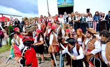 El Desembarco Pirata protagoniza este sábado las fiestas de la Virgen del Mar
