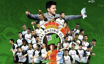Este sábado, gratis con El Diario, el póster del ascenso del Racing