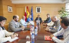 Tezanos: «El Gobierno en ningún caso se va desentender del futuro de Reinosa ni de Sidenor»