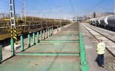 Adif adjudica la mejora de la terminal de Muriedas y su conexión con el puerto