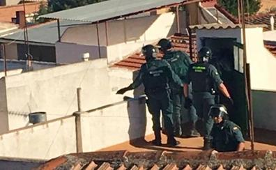 Detenido en Ciudad Real un prófugo condenado por violar a una menor