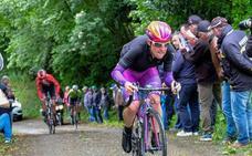 Madrazo confía en aguantar el maillot de líder de los sprints en la Boucles de la Mayenne
