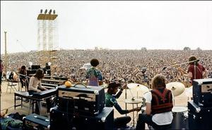 'Woodstock Live', el libro que analiza el festival más importante de todos los tiempos