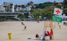 Todas las playas aprueban, menos La Magdalena y Los Peligros