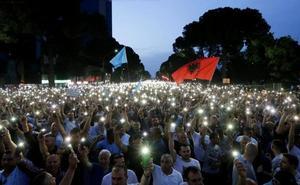 Albania cancela sus elecciones locales por las «tensiones políticas» que sufre el país