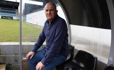 Alfonso del Barrio, nuevo entrenador de la Gimnástica