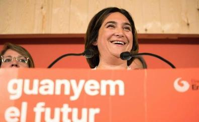 La presión independentista sobre Colau se radicaliza en la semana de la investidura