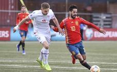 El último gran día de Isco en el Bernabéu fue con España