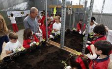 Más de 6.000 niños se forman en el Aula de Medio Ambiente de Torrelavega
