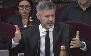 La defensa de Junqueras denuncia una «causa general» a la disidencia política