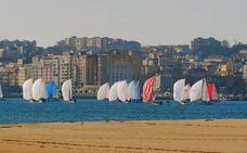 Las mejores tripulaciones españolas se jugarán el título Nacional de J80 en Santander