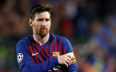 Messi es el deportista mejor pagado del mundo