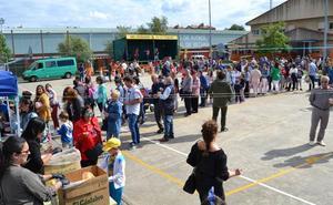 Día de las Familias, en el Colegio Buenaventura González de Bezana